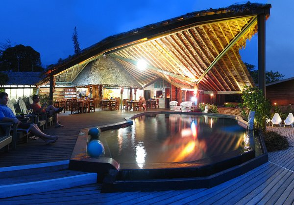 Photos of hotels and resorts in Santo Vanuatu